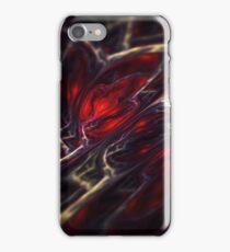 Inner flames iPhone Case/Skin