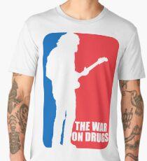 the war on drugs Men's Premium T-Shirt