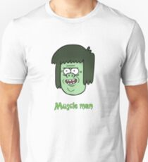 Regular show t_shirt cartoon, Muscle man Unisex T-Shirt