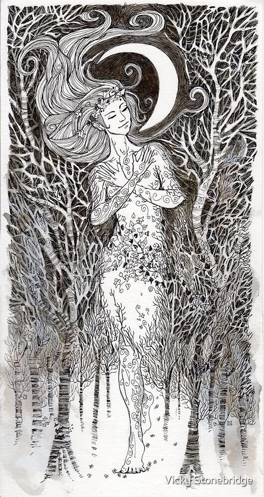 Winter Solstice by Vicky Stonebridge