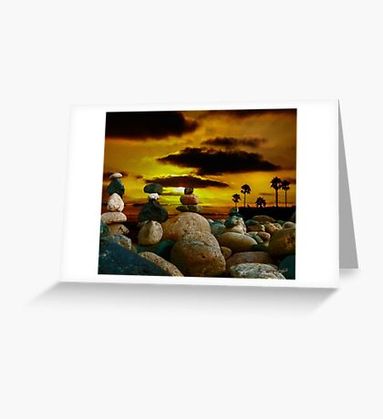 Memories in the Twilight Greeting Card
