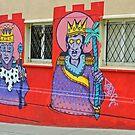 Valparaiso Mural by Graeme  Hyde