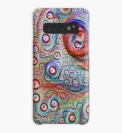 #DeepDream Water droplets on glass Case/Skin for Samsung Galaxy