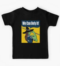 We Can Defy It - Defying Gravity Kids Clothes