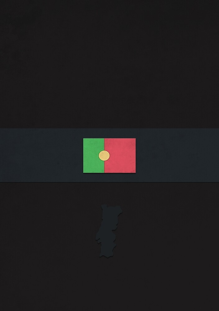 Portugal by FlatFlags