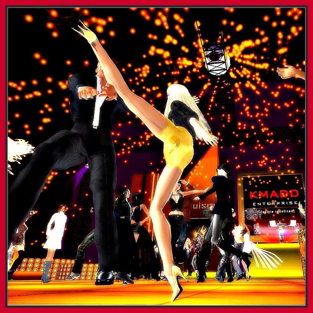 Dangerous Dancing by Connie Sec