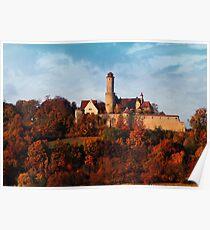 Altenburg by Bamberg - Germany Poster