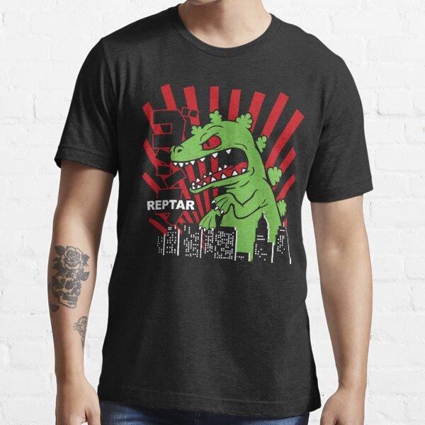 Rugrats verdes de Reptar Camiseta esencial