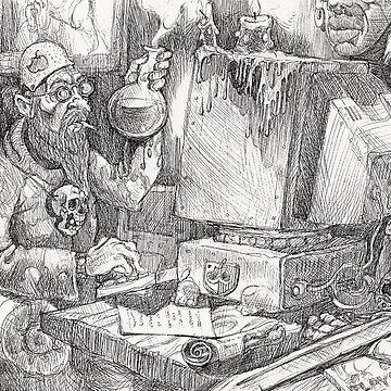 Alchemist by biss13