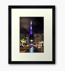 Perth Bell Tower (Swan Bells) Framed Print