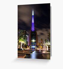 Perth Bell Tower (Swan Bells) Greeting Card