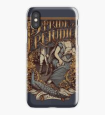 PRIDE AND PREJUDICE iPhone Case/Skin