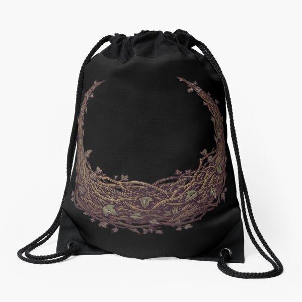 IVY MOON - BOTANICAL Drawstring Bag