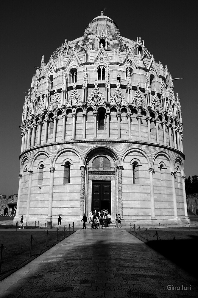 The Baptistry by Gino Iori