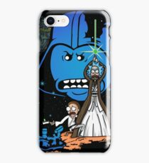 Rick Wars Case iPhone Case/Skin