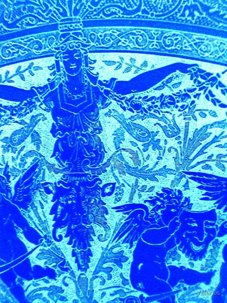Blue Heaven by Valerius