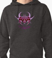 Fractal Insect Pullover Hoodie