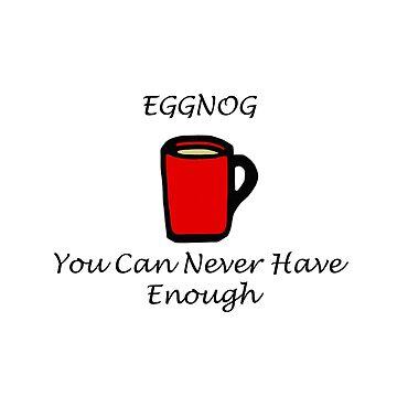 Eggnog  by blakcirclegirl