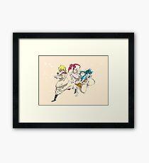 MTLOM Pop Art Framed Print