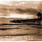 San Clemete Poster by Kgphotographics