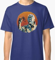 Mr. Miyagi & Marty McFly Classic T-Shirt