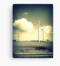 Eco Canvas Print