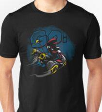 Racer Plumber Unisex T-Shirt