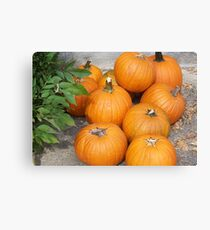 Jack-O-Lantern Auditions Canvas Print