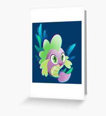 Pufferfish Spike Greeting Card