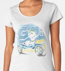 Racer Bro Women's Premium T-Shirt