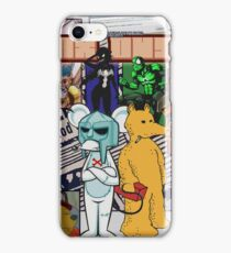 MAX DUST .012 (Retconned) iPhone Case/Skin