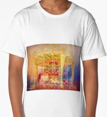 Carousel Long T-Shirt