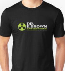 Back to the Future - Dr E Brown Enterprises T-Shirt