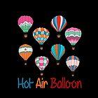 Hot Air Balloon by mohsenmohamed