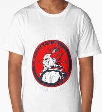 Akuma's Dojo - Street Fighter Long T-Shirt