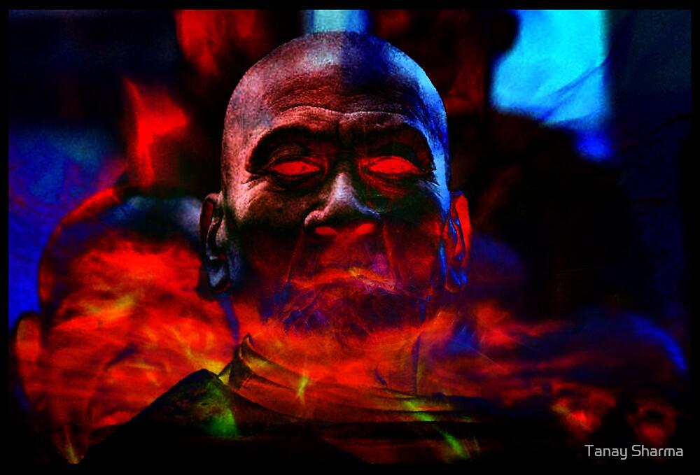 The Monk by Tanay Sharma