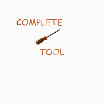 COMPLETE TOOL by beachbaby