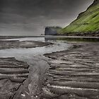 Tjornuvik Tides by Claire Walsh