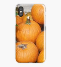 Jack-O-Lantern Auditions iPhone Case/Skin