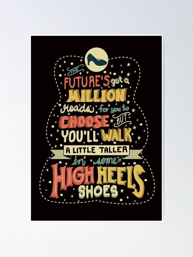 Musical Theatre Quote | Poster