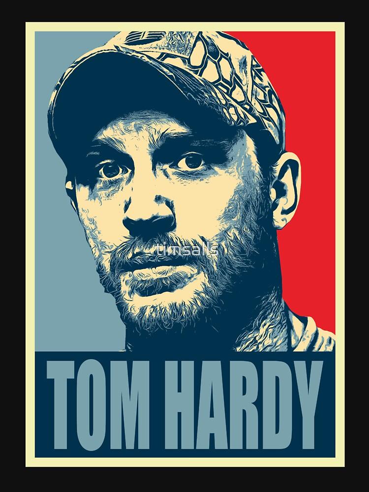 Tom Hardy by timsalls