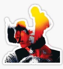 Leon: The Professional Sticker