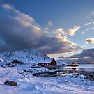 Morning In Lofoten by John Dekker