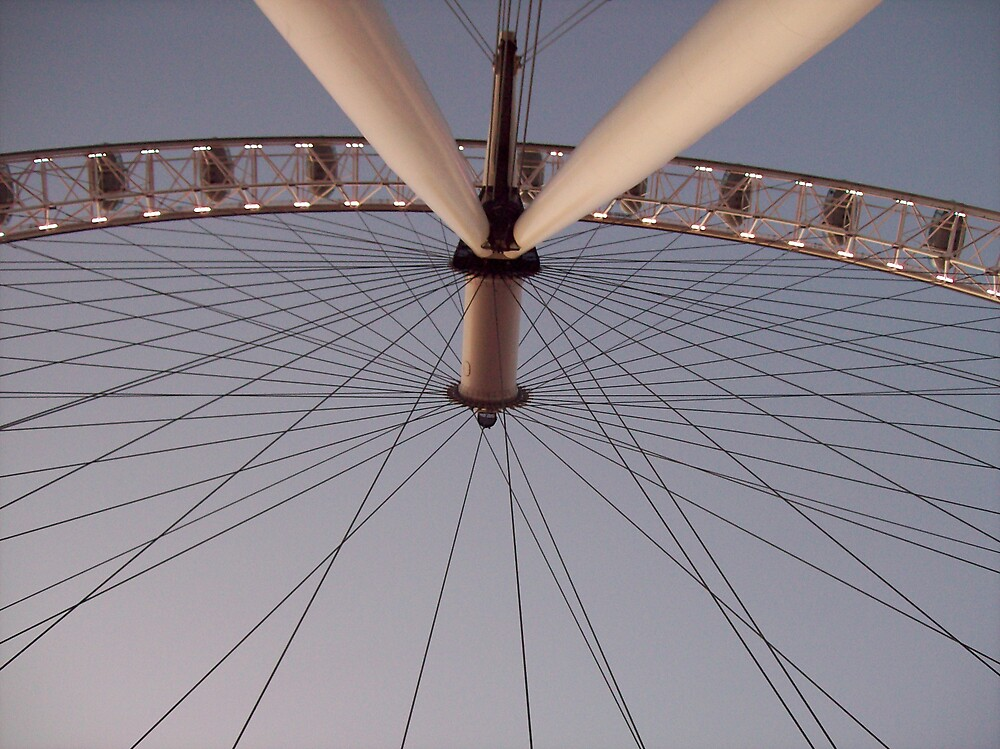 London Eye by Emma and Dave Atkinson