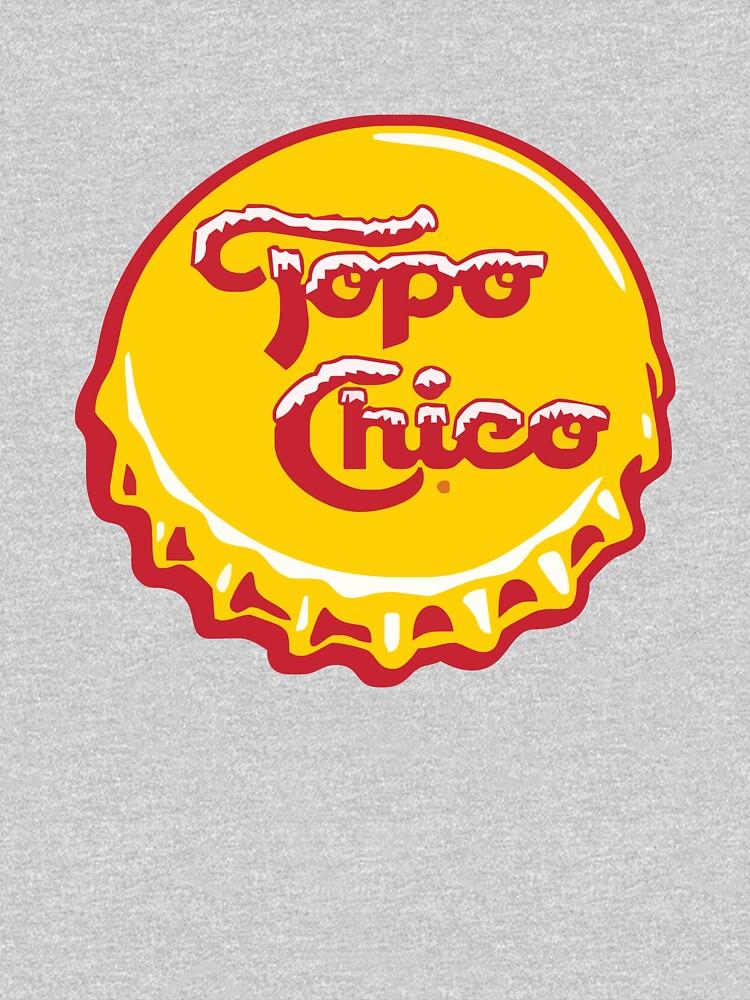 Topo Chico - Mineral Water by dortenos