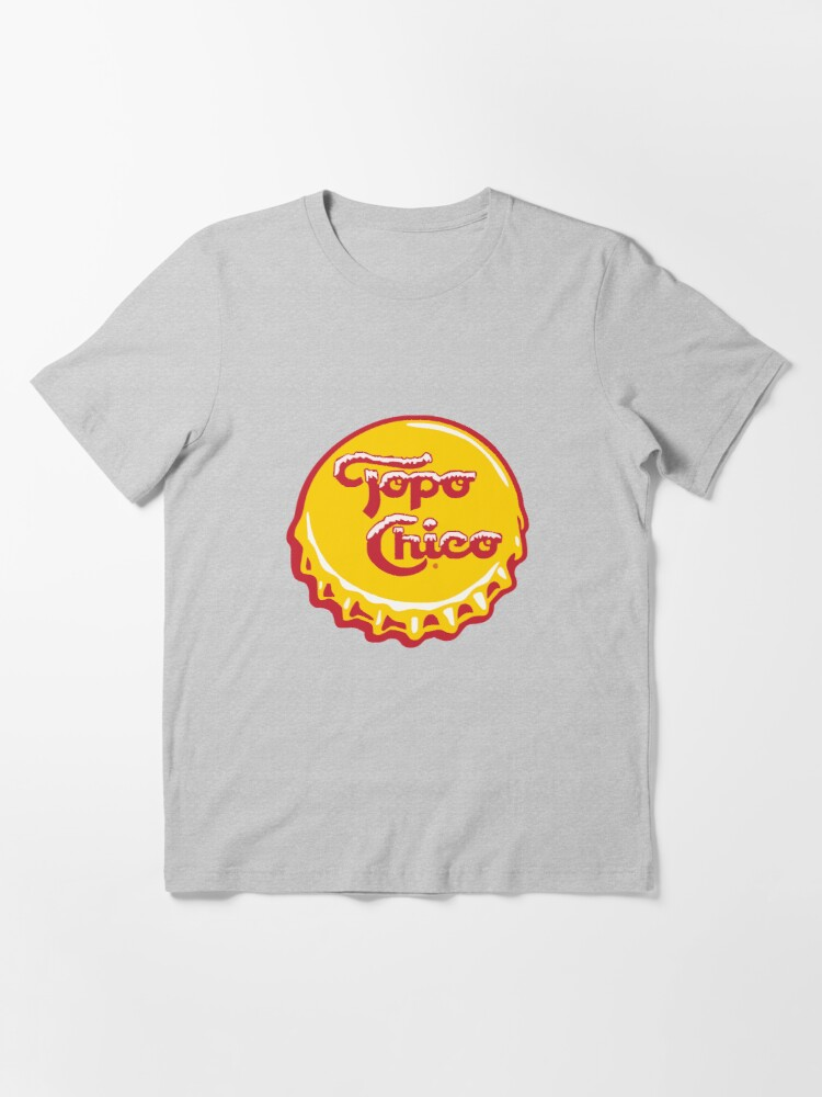 Alternate view of Topo Chico - Mineral Water Essential T-Shirt