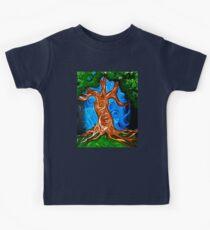 Swirly Tree Kids Clothes