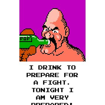 Punch Out - Soda Popinski by kschruder