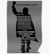 Das Frühstück Club Finale Poster