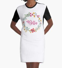 Personalised #2 Graphic T-Shirt Dress